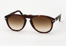 Persol 649 - Tortoise w/ Brown Gradient