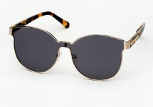 Karen Walker Star Sailor - Gold/Tortoise