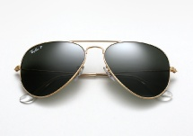 Ray Ban Aviator RB 3025 - Gold / G15 Polarized