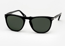 Persol 3114 - Black w/ G15 Polarized