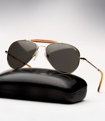 Randolph Engineering Sportsman - 23K Gold / Grey Polarized