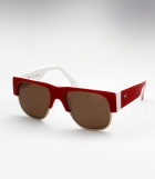 AM Eyewear Kaz - Red/White LTD