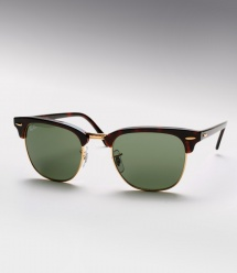 Ray Ban RB 3016 Clubmaster - Mock Tortoise