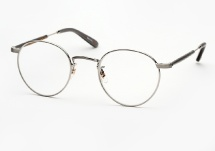 Garrett Leight Wilson M - Brushed Silver (Eye)