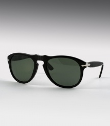 Persol 649S - Black / G15 Polarized