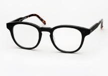 Garrett Leight Warren - Matte Black (Eye)