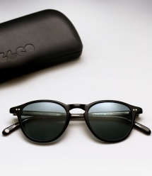 Garrett Leight Hampton - Black