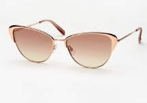 Garrett Leight Vista - Rose Gold