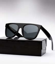 Super Flat Black Polarized