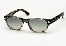 Tom Ford TF 5276 - Grey Horn