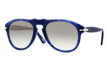 Persol 649 - Striped Blue