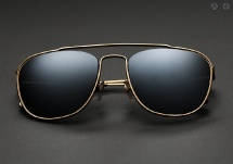 Super Numero 47 X Custom Projects, Black Ice (Polarized)