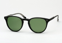 Garrett Leight Milwood - Matte Black