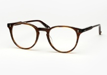 Garrett Leight Milwood - Brandy Tortoise (Eye)