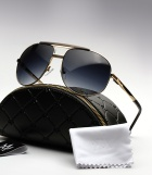 AM Eyewear C-Lo - Gold