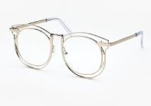 Karen Walker Simone - Silver (Eye)