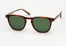 Garrett Leight Brooks - Whiskey Tortoise