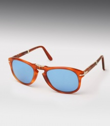 Persol 714 Custom - Honey Tortoise / Custom Blue