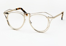 Karen Walker Marguerite - Gold (Eye)
