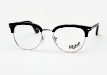 "Persol 3105 ""Club Frame"" - Black (Eye)"