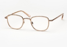 Garrett Leight Garfield - Copper / Nude (Eye)