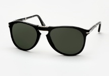 Persol 9714 - Black w/ G15 Polarized