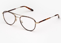 Garrett Leight Linnie - Red Tortoise