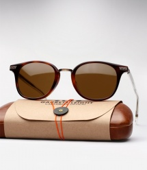 Garrett Leight Venezia - Maple Tortoise