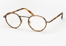 Garrett Leight Penmar - Antique Gold / Matte Pinewood (Eye)