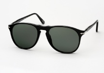 Persol 9649 - Black w/ G15 Polarized