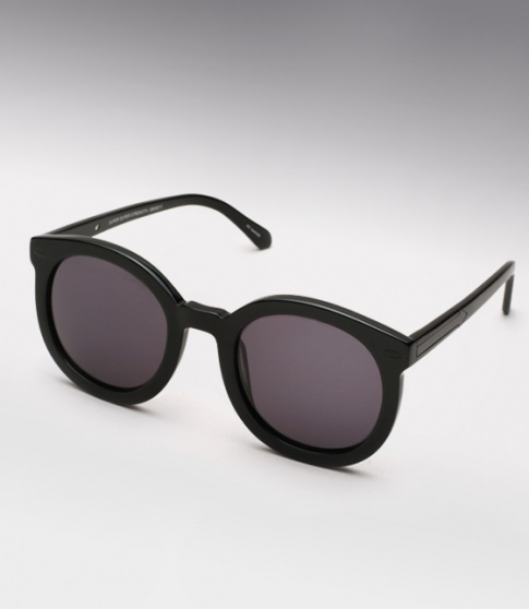 2ffef97ad02a Karen Walker Super Duper Strength Sunglasses Black