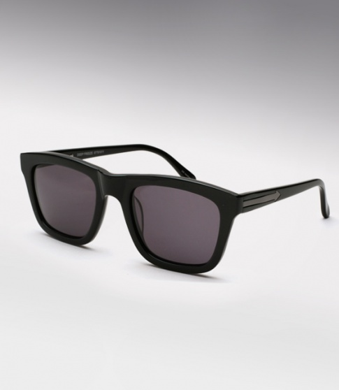 afa65acc6b41 Karen Walker Deep Freeze Sunglasses Black