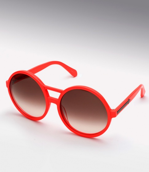 Karen Walker Rover-Fluro Orange