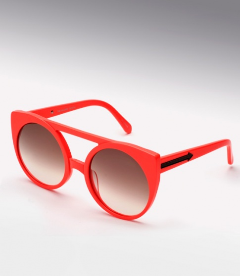 Karen Walker The Village-Fluro Orange