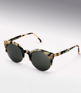 Super Lucia Summer Safari Puma Sunglasses from eyegoodies.com