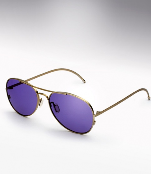 Ksubi Columba - Gold/Purple