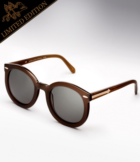 21ddde1b77f Karen Walker Super Duper Strength Sunglasses - Limited Edition