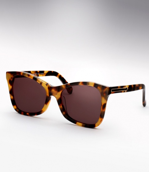 9227bf5a2c27d Karen Walker Perfect Day Sunglasses - Tortoise