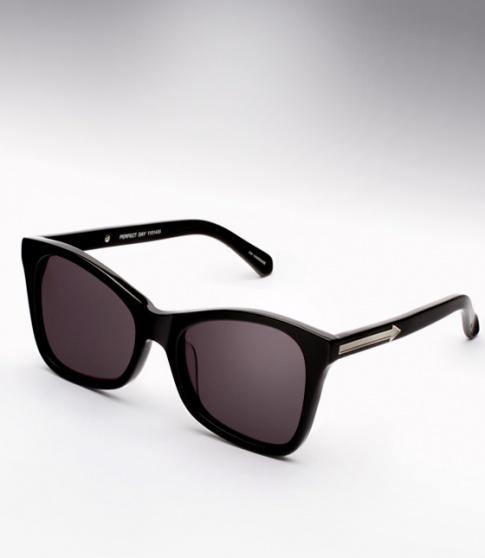 ff865b01c97fa Karen Walker Perfect Day Sunglasses - Black
