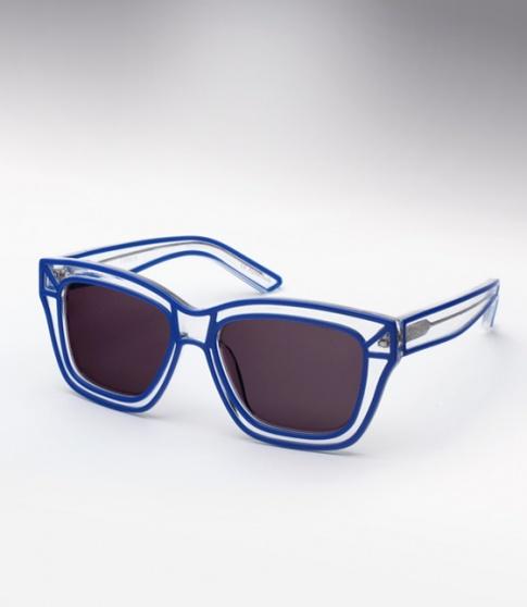 bc5ce3a799 Ksubi Sham Sunglasses - Blue