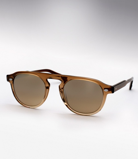 Garrett Leight Harding - Brown Fade