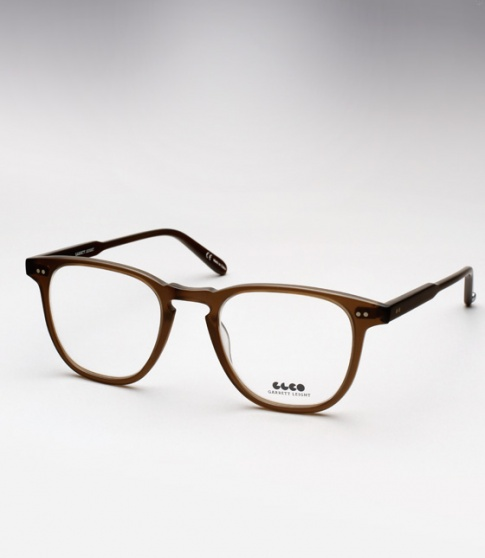 Garrett Leight Brooks - Matte Espresso (Eye)