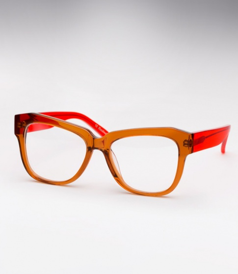 Ksubi Volans - Brown and Red