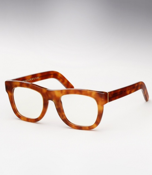 Super Ciccio Light Havana Eyeglasses