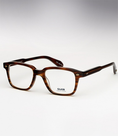 Garrett Leight Westminster - Brandy Tortoise (Eye)