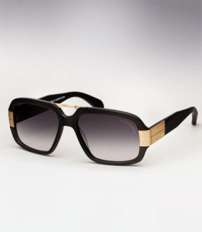 Mosley Tribes X Crooks & Castles - Castellano - Matte Black / Gold