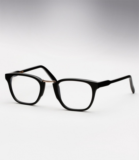 Cutler and Gross 1061 - Matte Black / Shiny Black