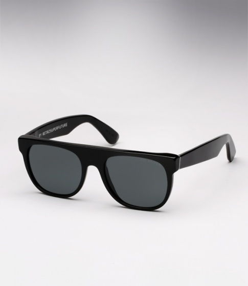 Super Flat Small Black Polarized