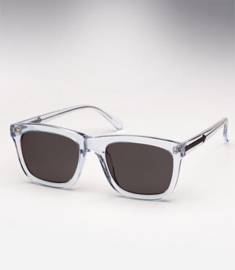 93b9c2748dcc Karen Walker Deep Freeze Sunglasses - Clear