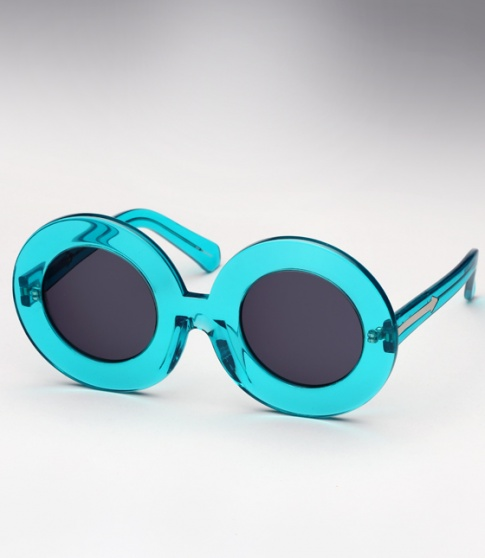 Karen Walker Space Bug - Crystal Turquoise